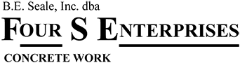 B.E. Seale, Inc. dba Four S Enterprises Logo